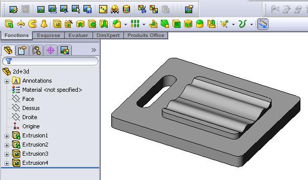 Edit Surface