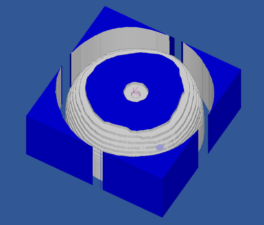 CamBam 0 9 8 documentation - 3D Profile