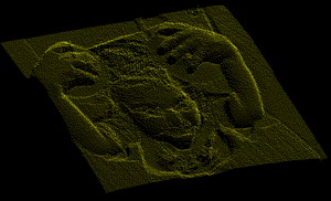 Heightmap Pointcloud